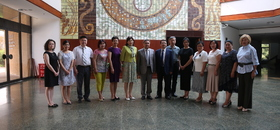 The 40th Training Programme for Silk Road Engineering Science and Technology Development