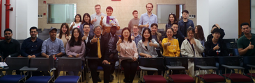 The 2019 International Workshop of IKCEST Intelligent City Knowledge Service System held in Shanghai