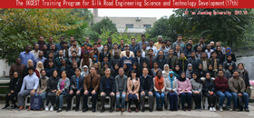 """The 17th """"Training Programme for Silk Road Engineering Science and Technology Development"""" on Frontier Development of Medical Science and Technology"""