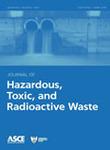 Journal of Hazardous, Toxic, and Radioactive Waste