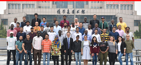 """The 15th """"Training Programme for Silk Road Engineering Science and Technology Development"""" on Innovative Application of IOT Theory and Practice"""