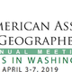 The Disaster Risk Reduction Knowledge Service System Sub-platform of IKCEST attended American Association of Geographers(AAG)' Annual Meeting