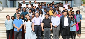 The 36th Training Programme for Silk Road Engineering Science and Technology Development in Ningxia Medical University