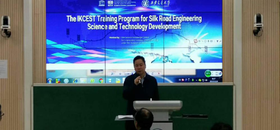 "The 19th ""Training Programme for Silk Road Engineering Science and Technology Development"" on Chemical Engineering"