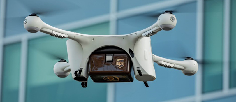 UPS partners with CVS Pharmacy to develop drone delivery use cases