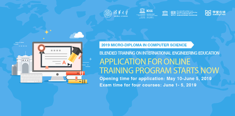 Application for Online Training Program Starts Now
