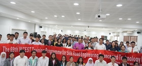 The 69th Training Programme for Silk Road Engineering Science and Technology Development