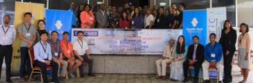 International Training Workshop on Big Data for Developing Countries 2019