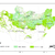 Grassland cover data of Mongolia with spatial resolution of 30m(1990)